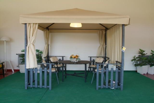 Ermini mobili da giardino an sal srl produzione e for Svendita mobili da giardino